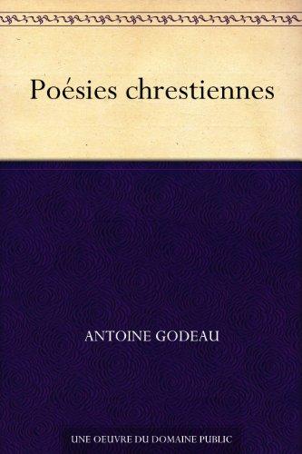 Couverture du livre Poésies chrestiennes