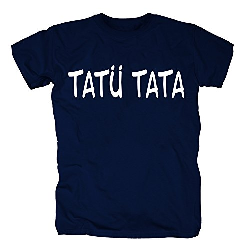 TSP Tatü Tata T-Shirt Herren XXXXL (Party Kostüme Halloween Polizei Stadt)