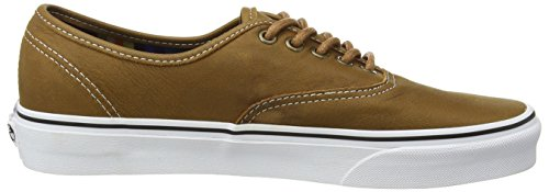 Vans Authentic, Unisex-Erwachsene Sneakers Braun (brown/guate)