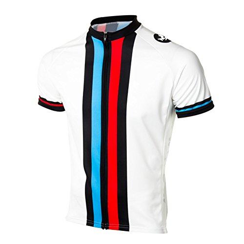 uglyfrog-uomini-traspirante-asciugatura-veloce-confortevole-maglia-manica-corta-top-full-zipper-h33