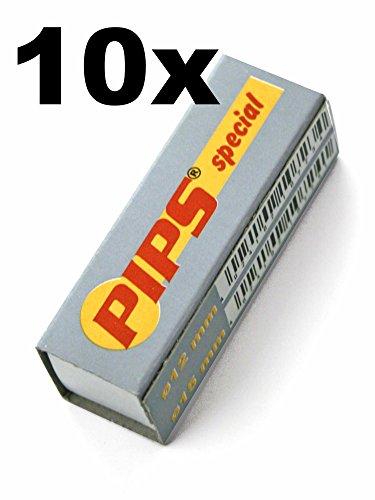 (PIPS Premium Einhängesiebe (12 mm, 10 Stück))