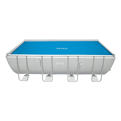 Intex Solar Cover Pool - Solarabdeckplane - 549 x 274 cm - Für Rectangular Frame Pool