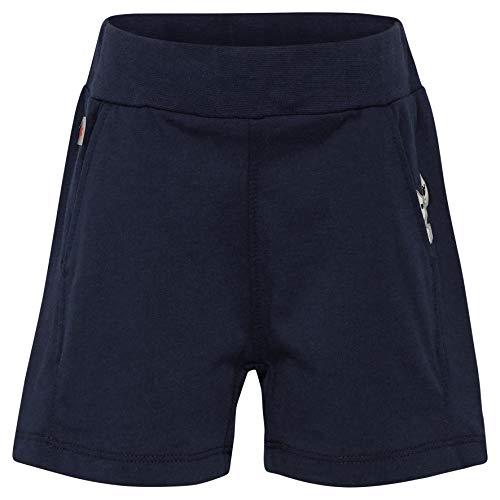Lego Wear Baby-Jungen Duplo Boy PAN 323-SWEAT Shorts, Blau (Dark Navy 590), (Herstellergröße: 80)