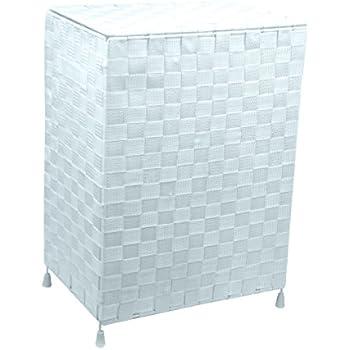 slim rattan look laundry basket kitchen home. Black Bedroom Furniture Sets. Home Design Ideas