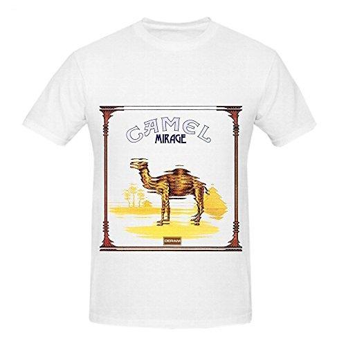 camel-mirage-greatest-hits-men-o-neck-graphic-tee-shirts-medium