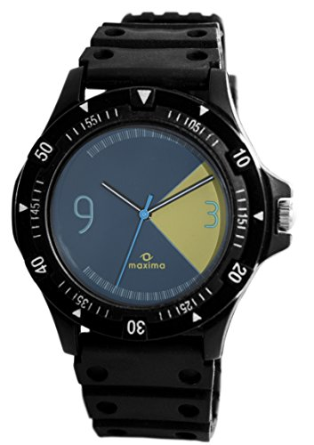 Maxima Analog Blue Dial Men's Watch - 26510PPGN image