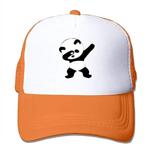 Voxpkrs Panda Dance Adjustbale Baseballmützen Sommer Sun Hat Tracker Cap U8I001770 (Kostüm Panda Jugend)