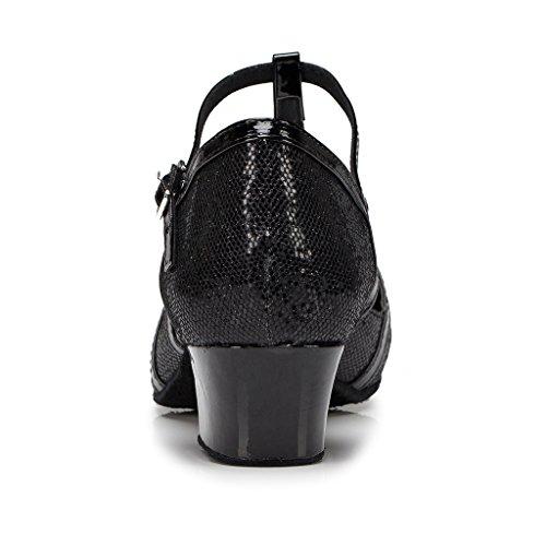Meijili - Ballroom donna csm Black