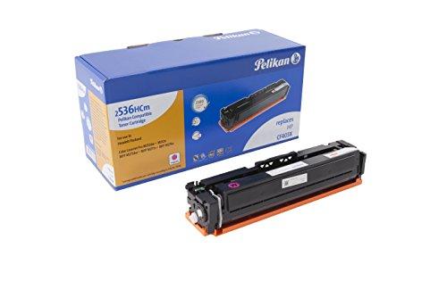 Pelikan Toner 4283856 ersetzt HP CF403X (für Drucker HP Colour LaserJet Pro M252DW, M252n) magenta
