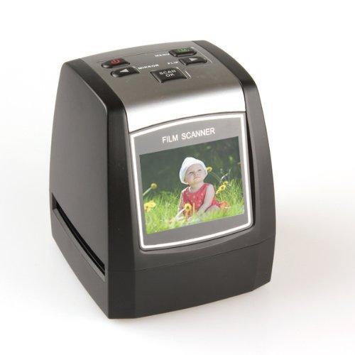 Scanner für 35-mm- Film und Dias von Panda Express | Konvertieren Filmnegative und Dias Foto in JPG -Dateien Digitale
