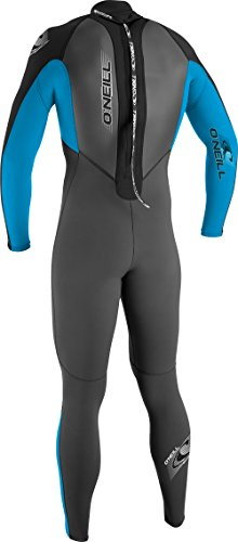 O'Neill Wetsuits Jungen Neoprenanzug youth reactor 3/2 full, Graphite/Tahiti/Black, 12, 3802-BB3 - 2