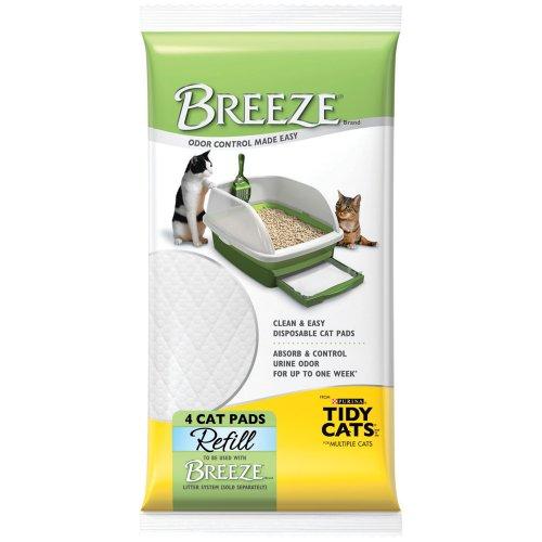breeze-tidy-gatti-pads-429x-29cm-1confezione-da-4pezzi