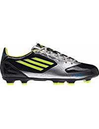 Adidas F10 TRX FG Black V21310 - negro / plata / amarillo, 9.0 UK -