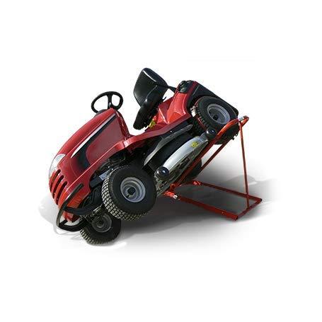 Arnold 6031de X1–0013Paleta para césped Tractores y segadora–hidráulica, Rojo