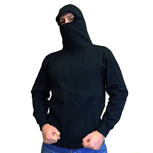 no-face-no-name-ninja-zip-hoody-warrior-farbeblackgrossel