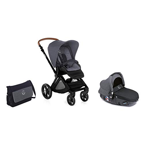 Duo Muum + Matrix Light 2 Jet black - Jane