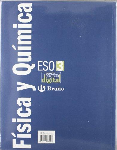 ContextoDigital Física y Química 3 ESO