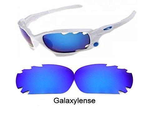 Galaxy Lentes De Repuesto Para Oakley Chaqueta de competición, Jawbone  color azul Polarizados - s ab2a4fbec0