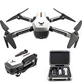 ACHICOO ZL-RC Bestie SG906 5G WiFi GPS F-P-V Drone avec caméra 4K et Coffret EPP pour Enfants 1battery