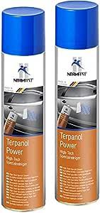 Normfest 2x High Tech Spezialreiniger Terpanol Power 400ml Pro Dose Inkl Hs Auto