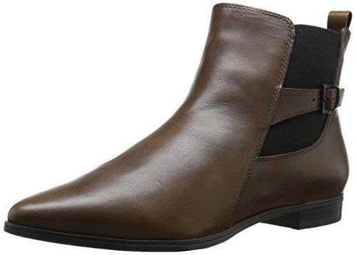 Clarks Morela Liza Boot Khaki Leather