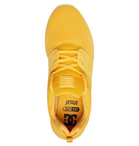 Sneakers M Herren DC Heathrow YELLOW GOLD wxn1p17