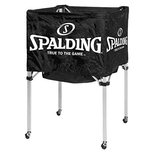 Spalding Ballwagen für 15 Bälle 68-450, schwarz, One Size