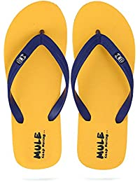 2aaee6ad2 Amazon.in  Yellow - Flip-Flops   Slippers   Men s Shoes  Shoes ...