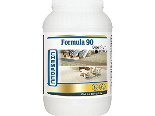Formel 90Teppich Reinigung gepudert Waschmittel 2,5kg
