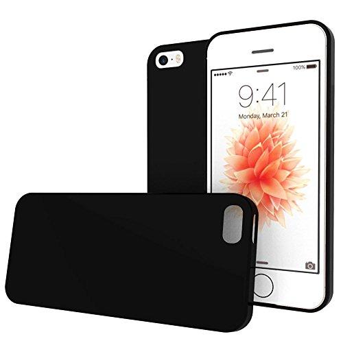 iphone-se-case-redshield-black-slim-flexible-anti-shock-crystal-silicone-protective-tpu-gel-skin-cas