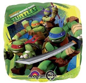 rtstagsballon Ninja Turtles ()