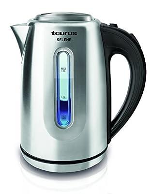 Taurus Selene Bouilloire Gris 2200W 1,7l