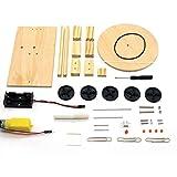 LouiseEvel215 Bricolage Électrique Traceur Dessin Robot Kit Physique Expérience...