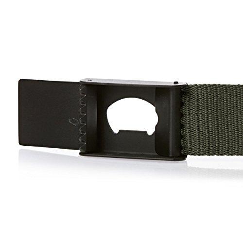 Fox - Monsieur Propre Web Belt Boy - Military