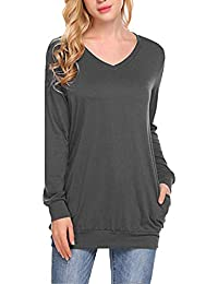 CamisetasTops Y Amazon esCarrefour Blusas MujerRopa tsQCrhdxB