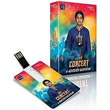 Music Card The Concert ABHISHEK Raghuram (4 GB)