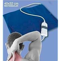 Almohadilla Eléctrica Calor Terapéutica de Lumbares Lavable Algodon 3 niveles de calor