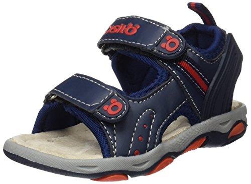 Conguitos  HVS14401, Chaussures souple pour bébé (garçon) bleu Bleu