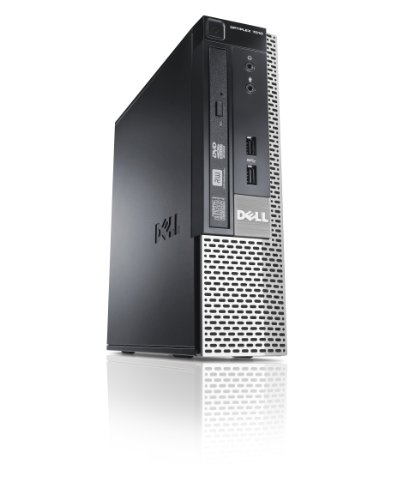 Dell 7010USFF Desktop-PC (Intel Core i7 3770S, 3,3GHz, 8GB RAM, 500GB HDD, Intel HD 4000, Win 7 Pro) (8gb Windows Dell Desktop 7)