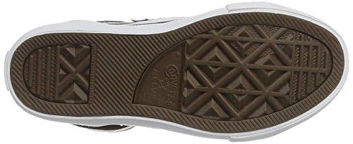 Converse Unisex-Kinder Pro Blaze Hohe Sneaker Mehrfarbig (Athletic Navy/Casino/White)