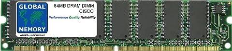 64MB DRAM DIMM ARBEITSSPEICHER RAM FÜR CISCO 800 SERIES ROUTERN (MEM870-64D)
