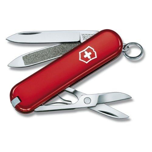 Victorinox Taschenwerkzeug klein Classic rot 0.6203
