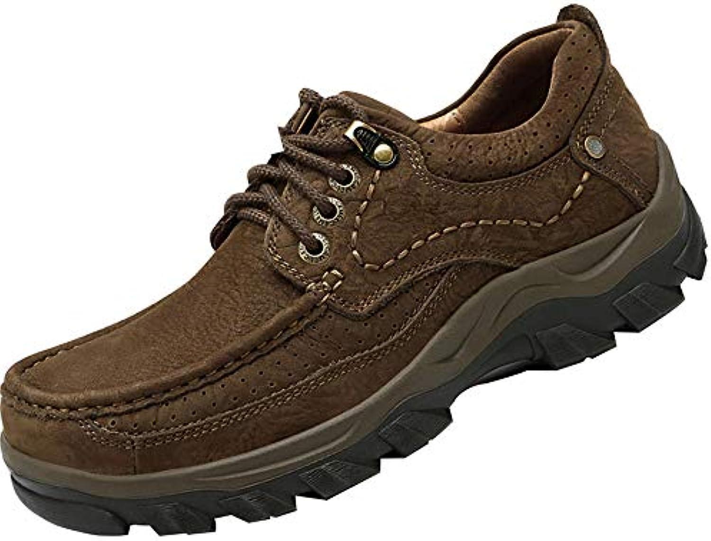 Qualità Scarpe da Uomo Scarpe da Outdoor Scarpe da Trekking Scrub scarpe,Marronee-39EU | Ad un prezzo accessibile  | Scolaro/Ragazze Scarpa