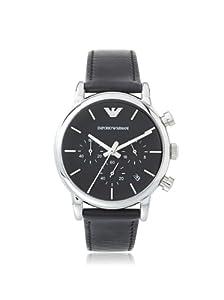 Reloj Emporio Armani Luigi Ar1733 Hombre Negro de Emporio Armani