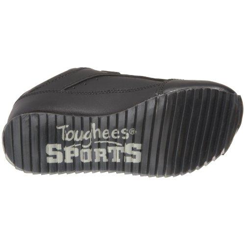 Toughees Shoes  Sports Velcro Trainer,  Unisex - Kinder Fitness-Schuhe Schwarz