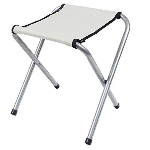 Lifeyz, chaise de camping pliable, tabouret de pêche solide pliant pour le camping, la randonnée,...