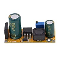 MagiDeal LM2596 AC/DC Adjustable Converter Step Down Module Power Supply 24V to 12V 3A