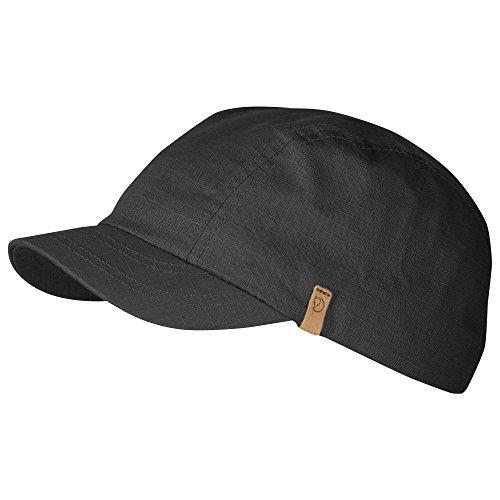 Fjällräven Erwachsene Kappe Abisko Pack Cap, grau (Dark Grey), One ()