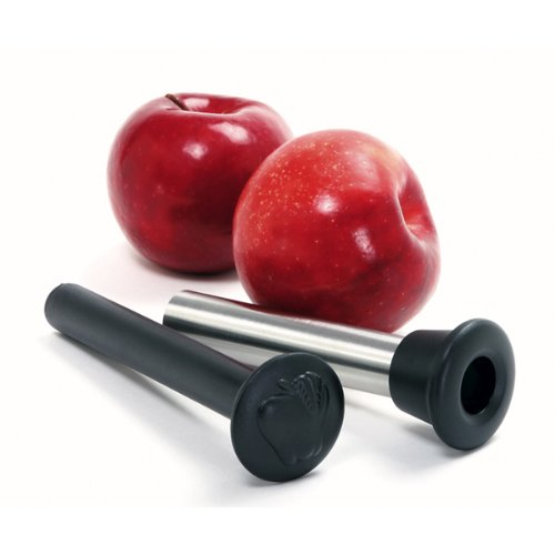 Norpro 18/10 Stainless Steel Deluxe Apple Pear Corer Canning Preserving New -