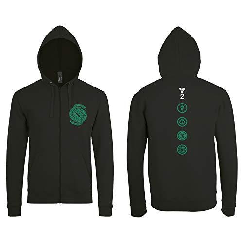 Produktbild Destiny 2 Zipper Hoodie Gambit XXL